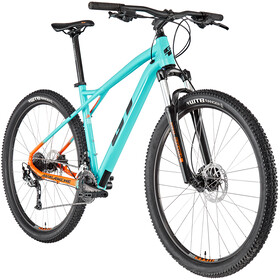 "GT Bicycles Avalanche Sport 29"", gloss aqua blue"